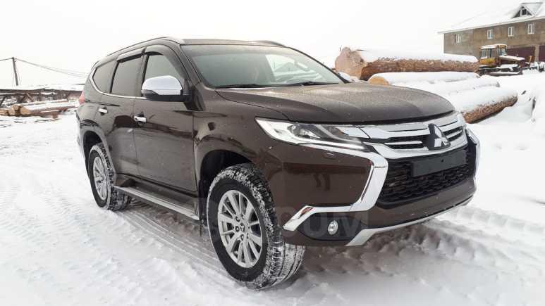 Mitsubishi Pajero Sport, 2018 год, 2 080 000 руб.
