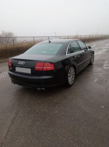 Волгоград Audi A8 2007
