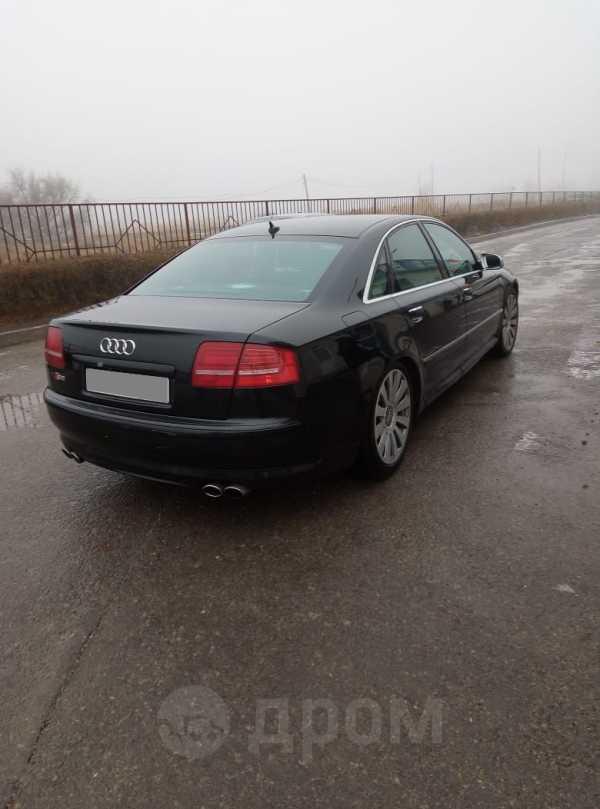 Audi A8, 2007 год, 490 000 руб.