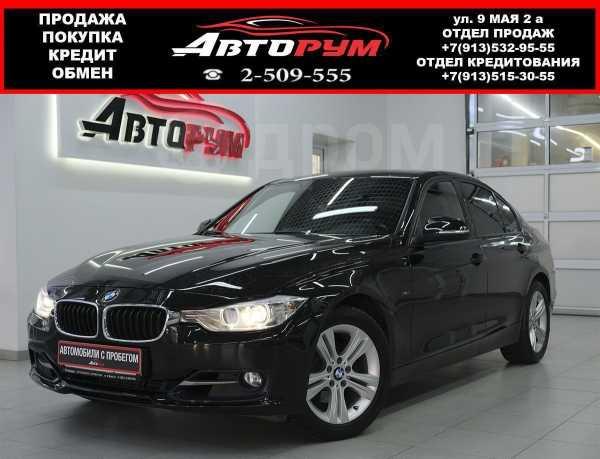 BMW 3-Series, 2012 год, 927 000 руб.