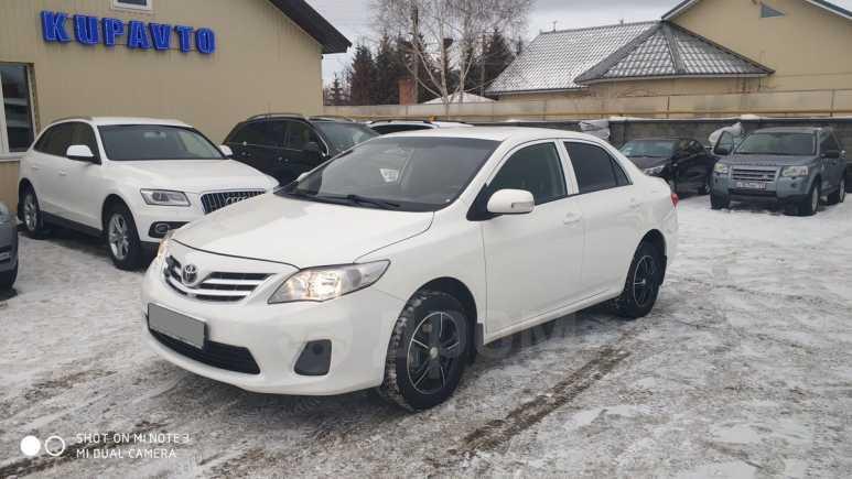 Toyota Corolla, 2013 год, 610 000 руб.