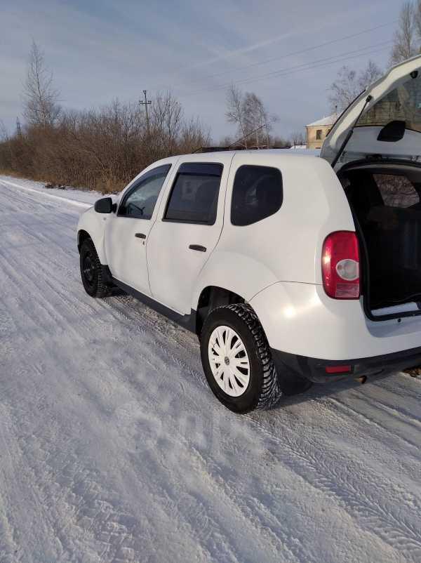 Renault Duster, 2013 год, 489 000 руб.