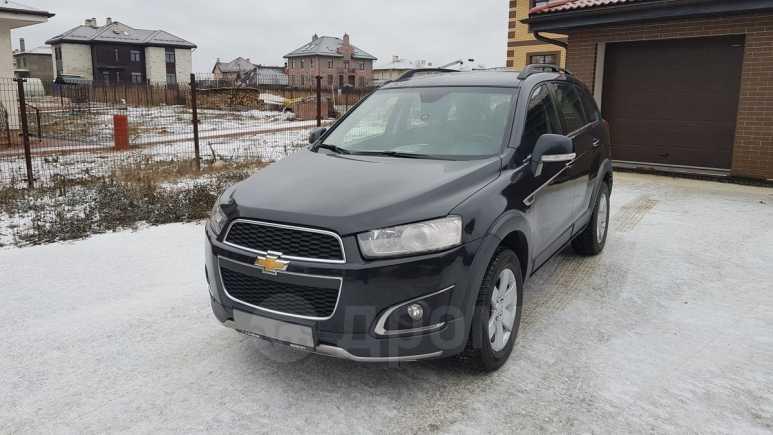 Chevrolet Captiva, 2013 год, 700 000 руб.