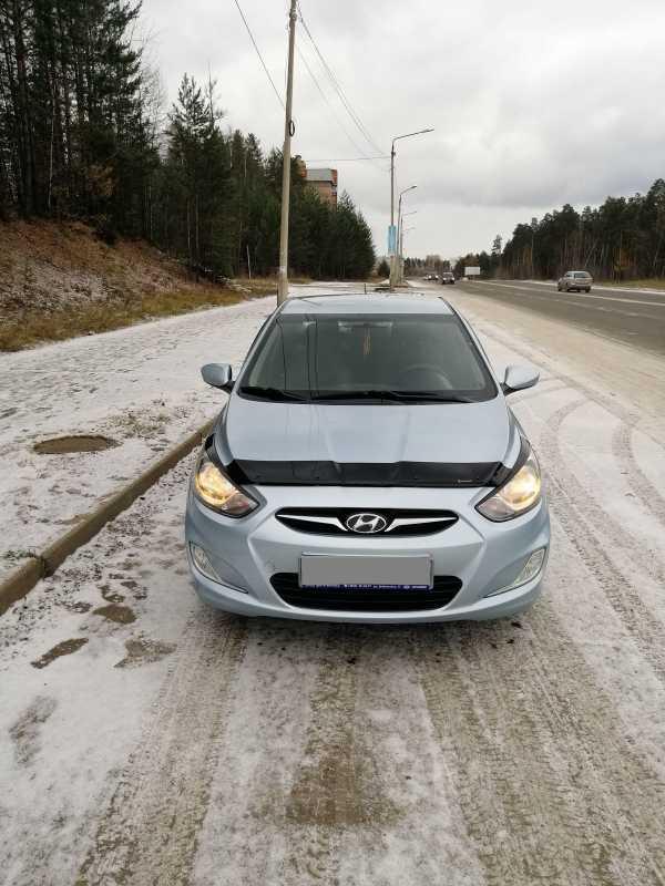 Hyundai Solaris, 2011 год, 474 000 руб.