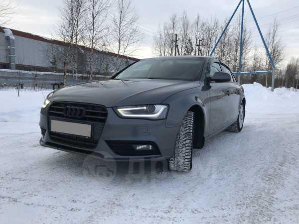 Audi A4, 2012 год, 750 000 руб.