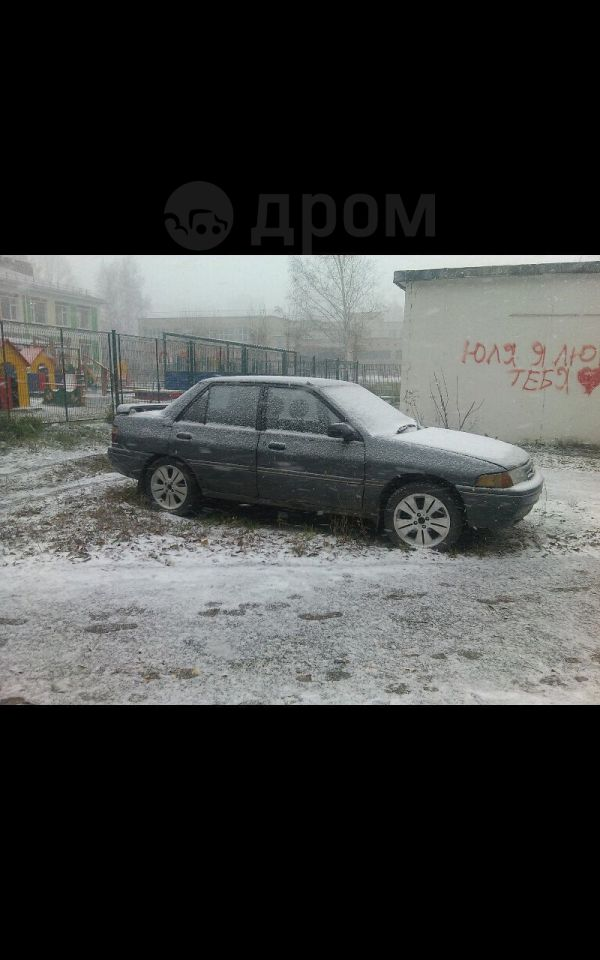 Ford Laser, 1989 год, 35 995 руб.