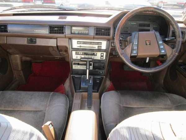 Nissan Leopard, 1985 год, 399 000 руб.