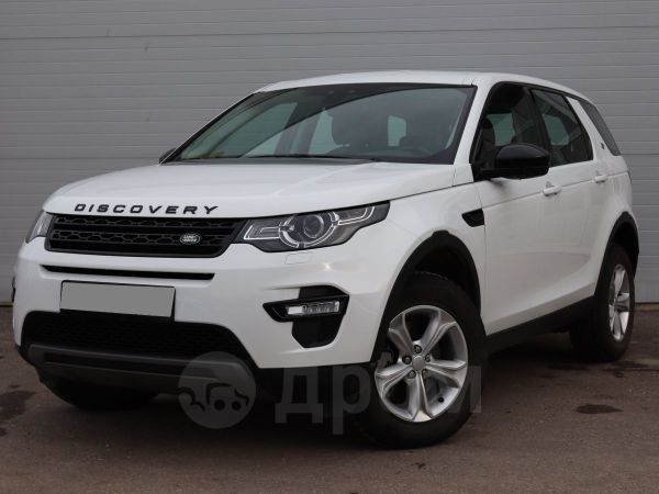 Land Rover Discovery Sport, 2018 год, 2 450 000 руб.