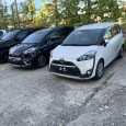 Toyota Sienta, 2017 год, 919 999 руб.