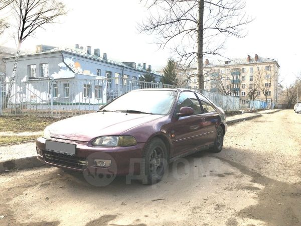 Honda Civic, 1994 год, 120 000 руб.