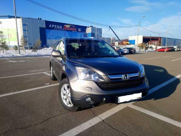 Honda CR-V, 2008 год, 749 000 руб.