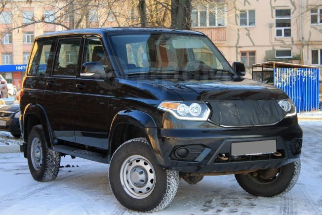 УАЗ Патриот, 2017 год, 599 999 руб.