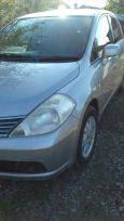 Nissan Tiida Latio, 2004 год, 290 000 руб.