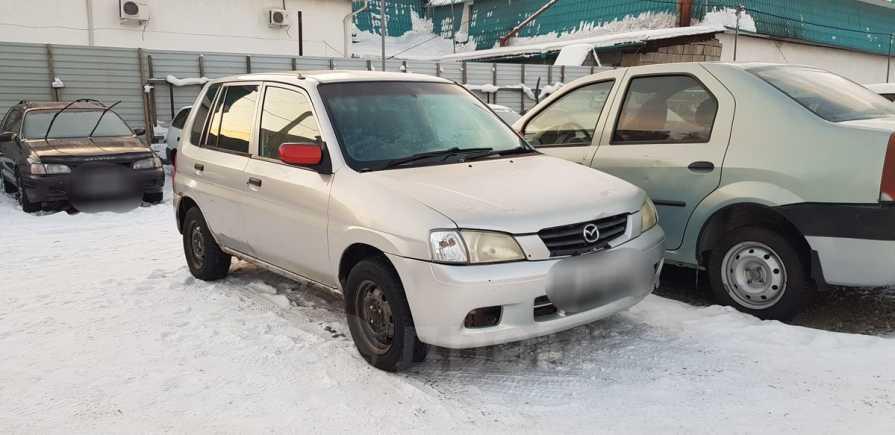 Mazda Demio, 2001 год, 95 000 руб.
