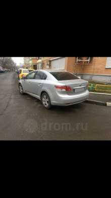 Москва Avensis 2011