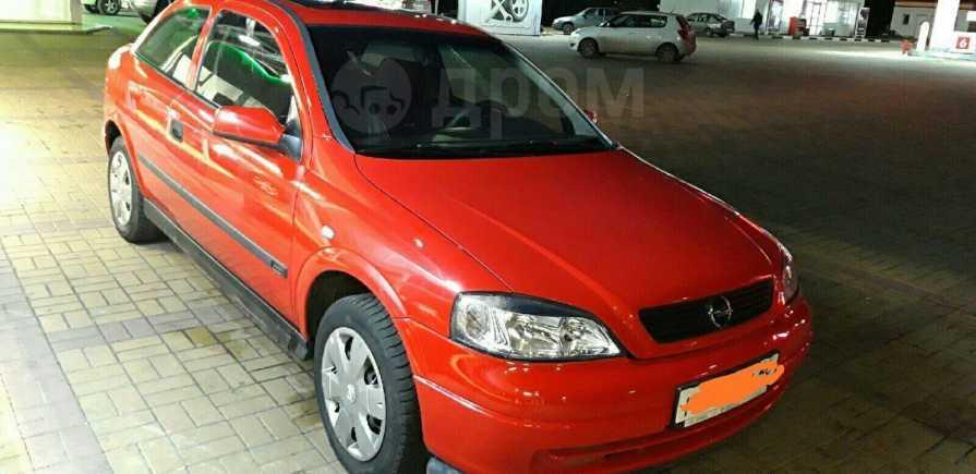Opel Astra, 1998 год, 185 000 руб.