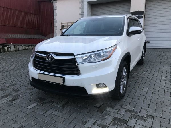 Toyota Highlander, 2013 год, 1 780 000 руб.