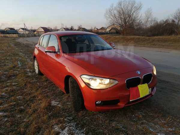 BMW 1-Series, 2012 год, 740 000 руб.