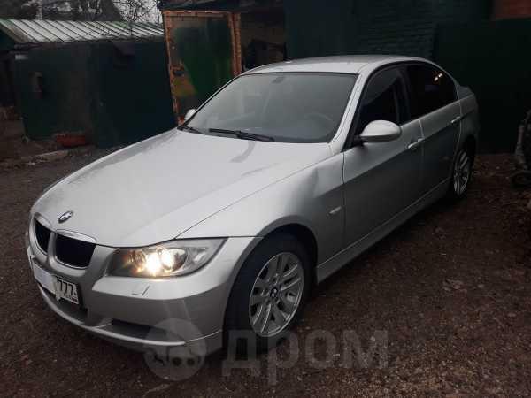 BMW 3-Series, 2008 год, 495 000 руб.