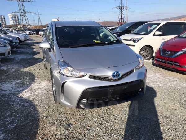 Toyota Prius a, 2015 год, 1 050 000 руб.