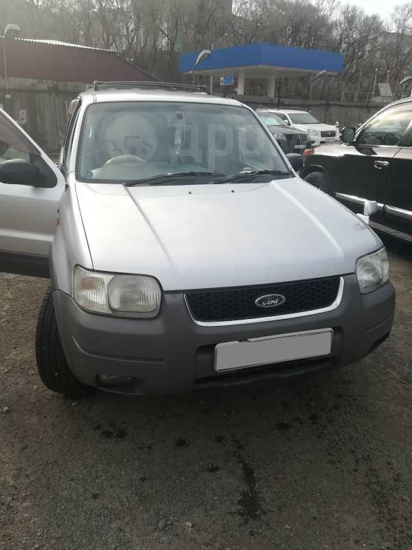 Ford Escape, 2003 год, 380 000 руб.