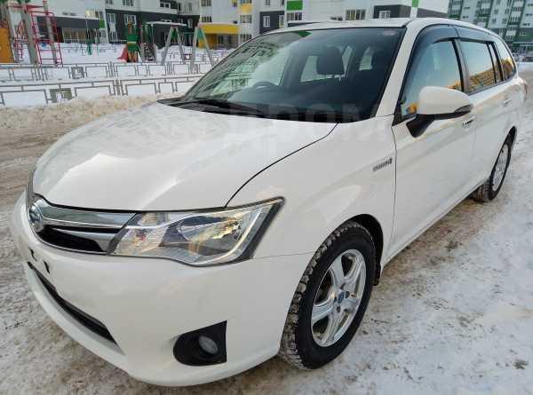Toyota Corolla Fielder, 2014 год, 795 000 руб.