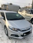 Honda Insight, 2012 год, 540 000 руб.