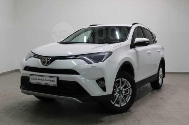 Toyota RAV4, 2016 год, 1 529 000 руб.