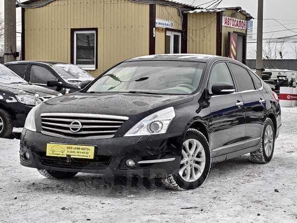 Nissan Teana, 2011 год, 585 000 руб.