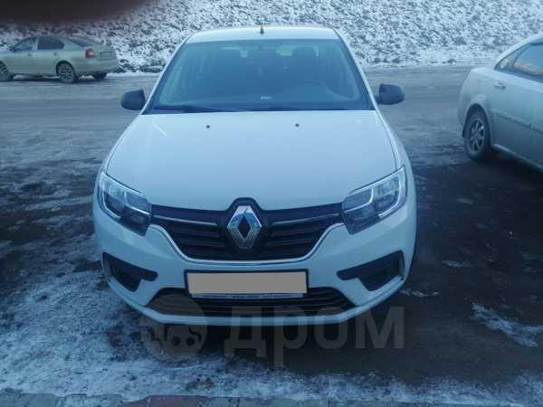 Renault Logan, 2018 год, 560 000 руб.