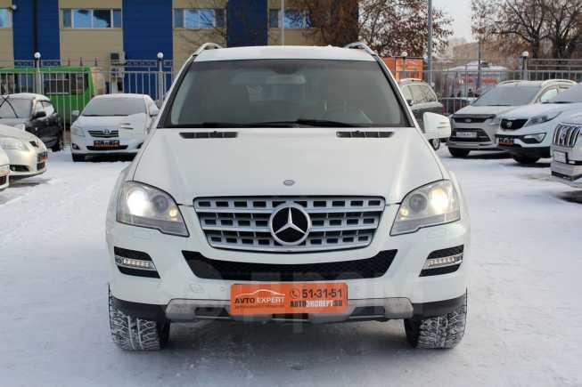 Mercedes-Benz M-Class, 2011 год, 989 998 руб.