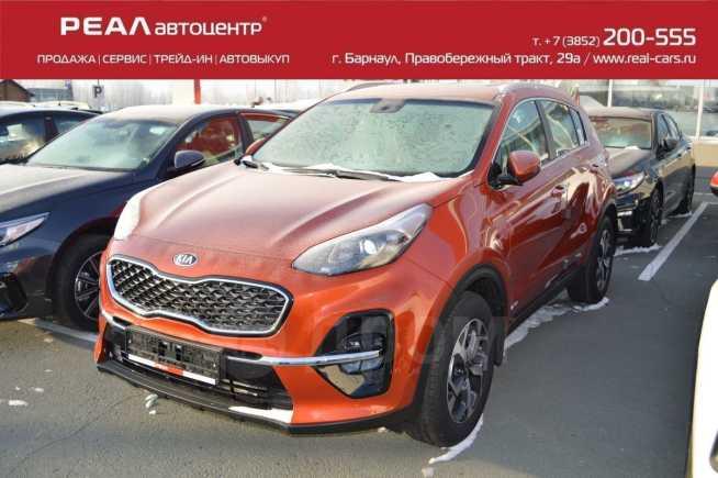 Kia Sportage, 2019 год, 1 874 900 руб.