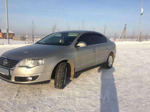 Volkswagen Passat, 2007 год, 500 000 руб.
