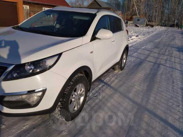 Kia Sportage, 2013 год, 650 000 руб.