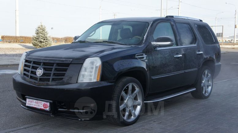 Cadillac Escalade, 2008 год, 850 000 руб.