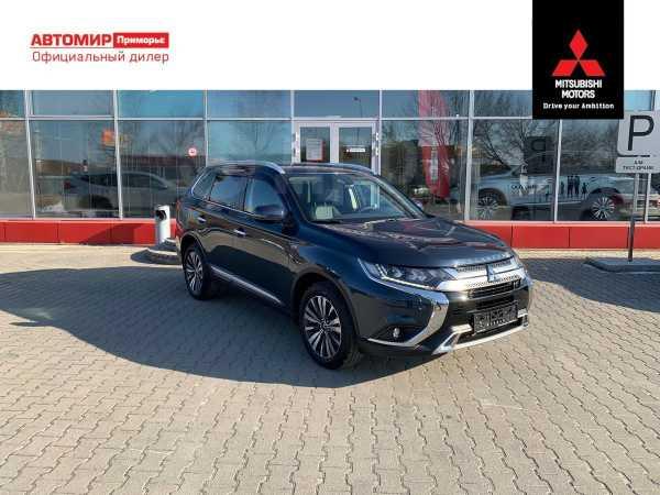 Mitsubishi Outlander, 2019 год, 2 573 000 руб.