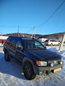 Горно-Алтайск Pathfinder 2000