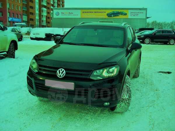 Volkswagen Touareg, 2012 год, 1 740 000 руб.