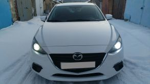 Саянск Mazda Mazda3 2014