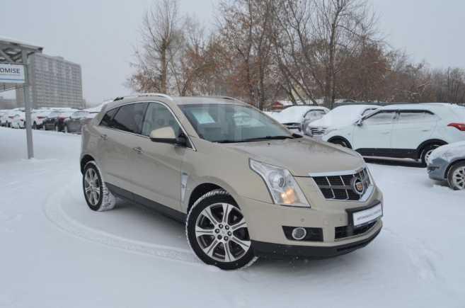 Cadillac SRX, 2012 год, 990 000 руб.