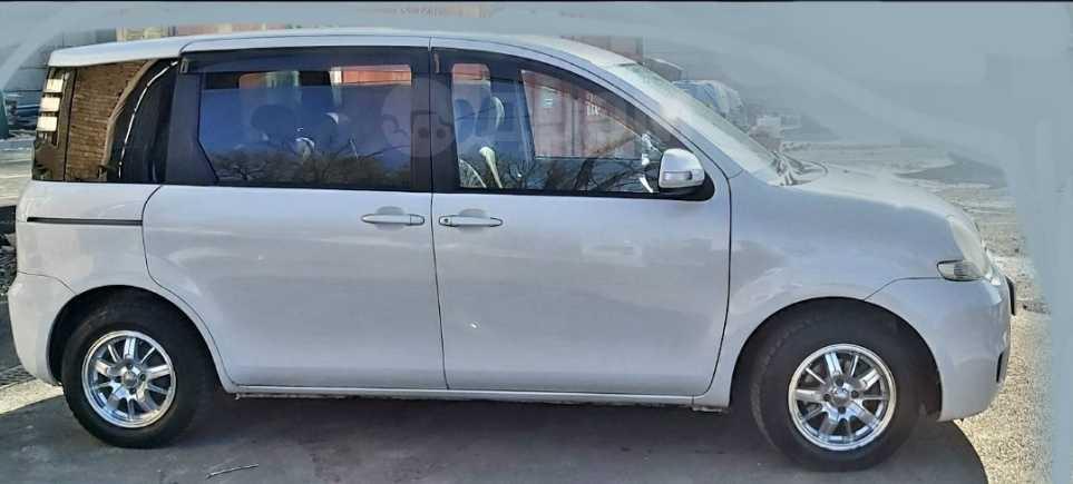 Toyota Sienta, 2008 год, 370 000 руб.