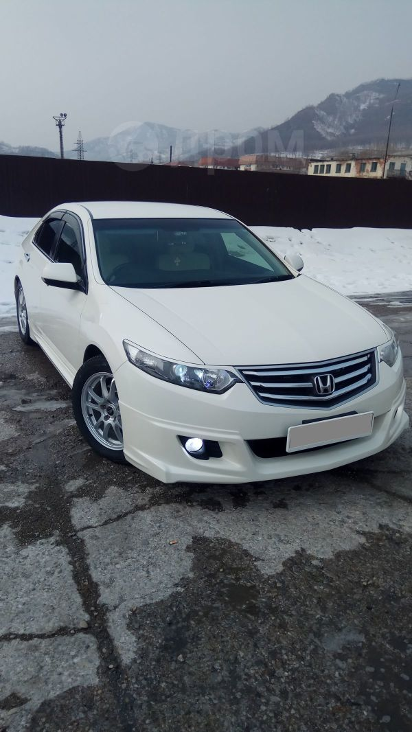 Honda Accord, 2008 год, 800 000 руб.