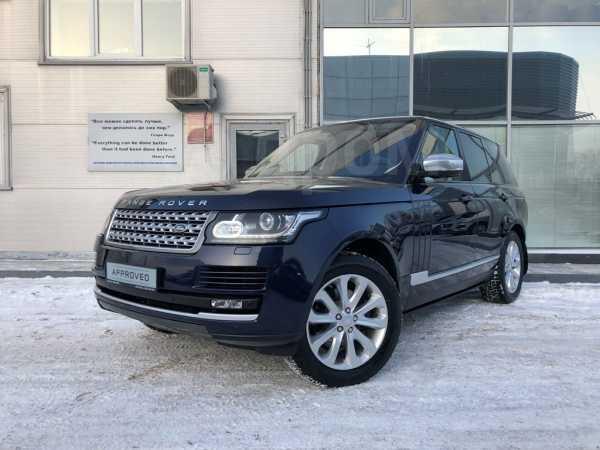 Land Rover Range Rover, 2015 год, 4 186 000 руб.