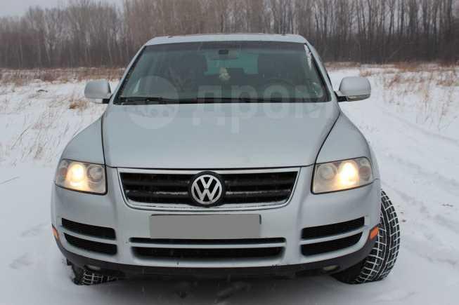 Volkswagen Touareg, 2005 год, 555 000 руб.