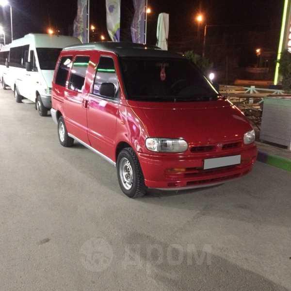 Nissan Vanette, 2001 год, 80 000 руб.