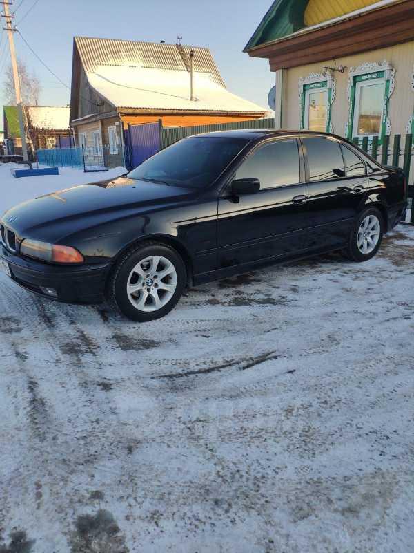 BMW 5-Series, 1998 год, 280 000 руб.