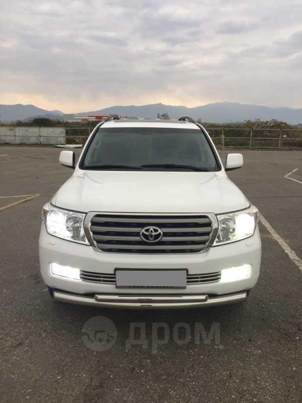 Toyota Land Cruiser, 2010 год, 1 850 000 руб.