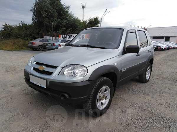 Chevrolet Niva, 2004 год, 380 000 руб.