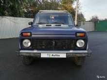 Новочеркасск 4x4 2121 Нива 1999
