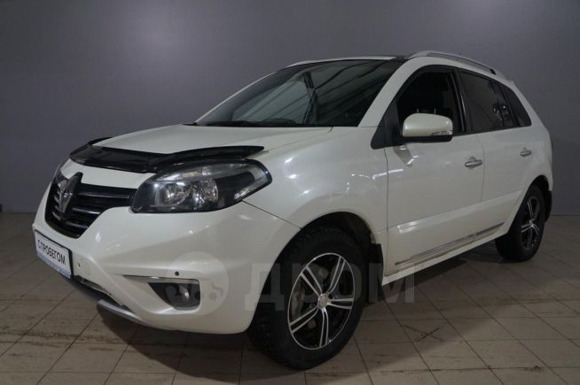 Renault Koleos, 2013 год, 629 000 руб.